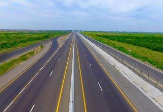 Road expansions on Azerbaijani-Russian border