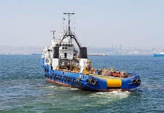 Another vessel repaired at Azerbaijan's Bibiheybat Ship Repair Yard (PHOTO)