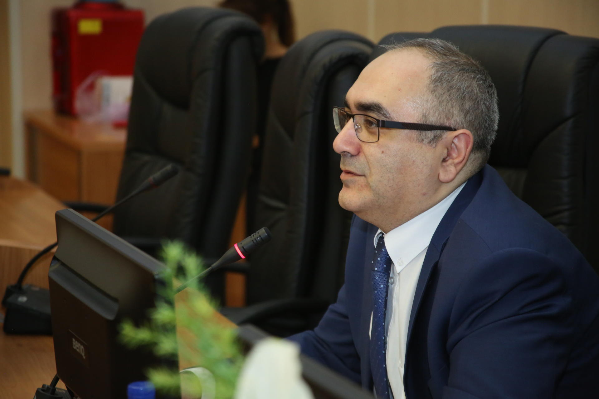 Azerbaijani Consul General speaks on expanding cooperation with Russia in energy sphere