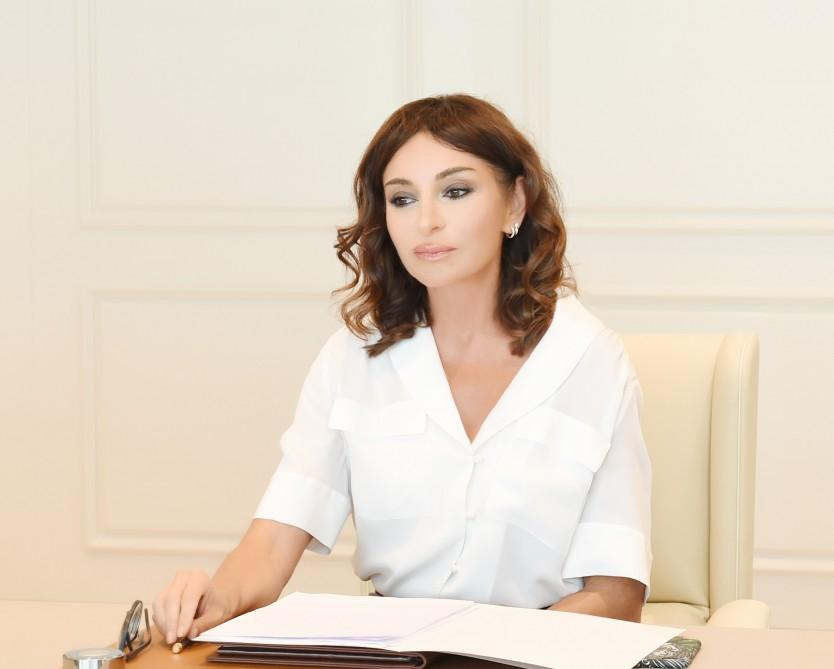First VP Mehriban Aliyeva: Azerbaijan's territorial integrity must be restored, refugees must return to their homeland, only then peace will be established in region (PHOTO) - Gallery Image