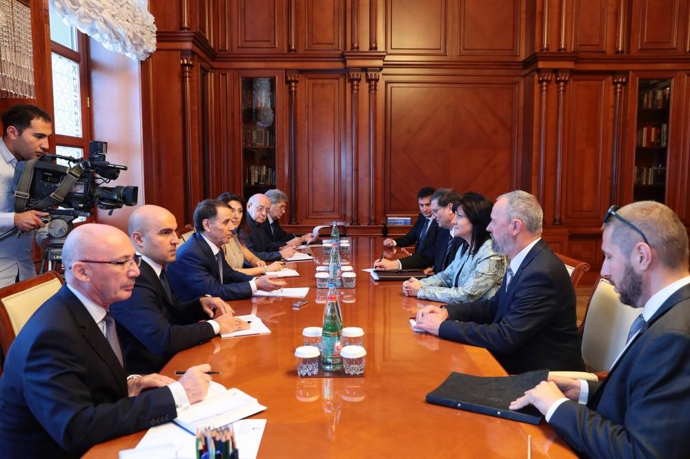 Bulgaria shows great interest in Azerbaijan's global projects (PHOTO)