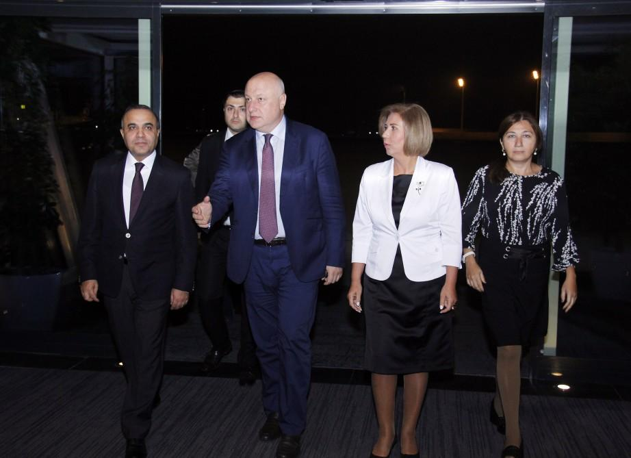 OSCE PA president arrives in Azerbaijan