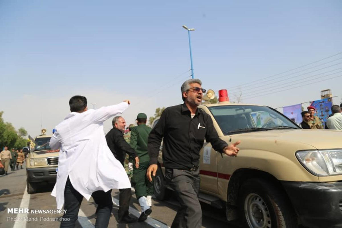 """Iran's response to deadly attack in Ahvaz will be """"crushing"""" - Rouhani (PHOTO) (UPDATING) - Gallery Image"""