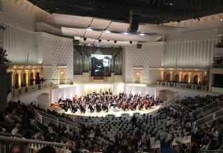 В Москве прошел торжественный вечер в честь 100-летия Гара Гараева (ФОТО)