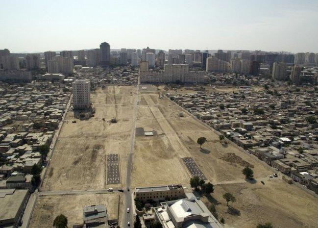 В центре Баку появится уникальный парк (ФОТО)