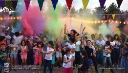Marneulidə rənglər festivalı keçirildi (FOTO) - Gallery Thumbnail