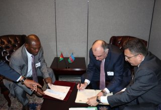 Azerbaijan establishes diplomatic relations with one more country (PHOTO)