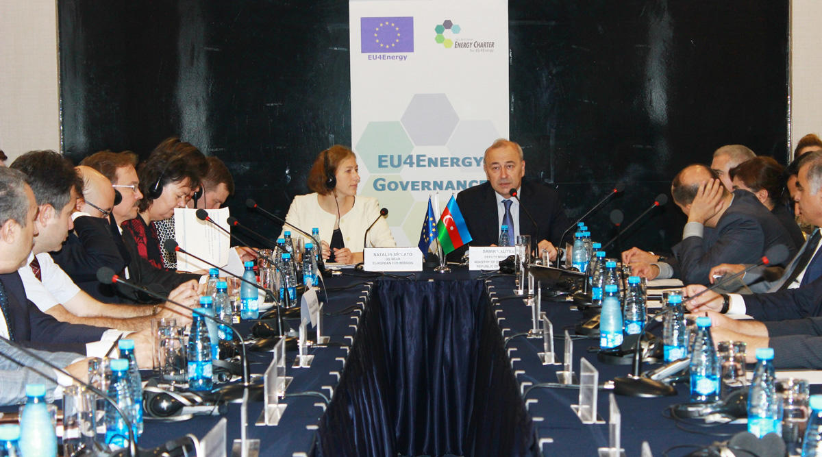 Azerbaijan prepares bill on efficient use of energy resources (PHOTO) - Gallery Image