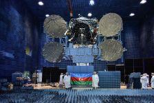 """""""Azerspace-2"""" peykinin 400 milyon dollar gəlir gətirəcəyi proqnozlaşdırılır (YENİLƏNİB) (FOTO/VİDEO) - Gallery Thumbnail"""