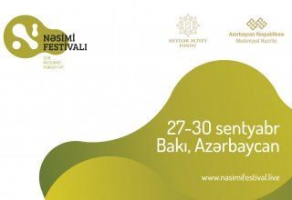 Information on events at Nasimi Festival in Azerbaijan available via mobile application