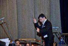 В Центре Гейдара Алиева состоялась церемония закрытия X Международного музыкального фестиваля Узеира Гаджибейли (ФОТО) - Gallery Thumbnail