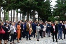В Шамахы состоялось торжественное открытие Фестиваля поэзии, искусства, духовности – Насими (ФОТО) - Gallery Thumbnail