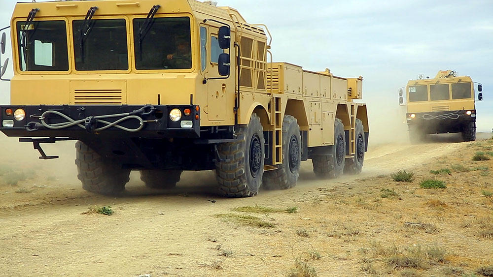 """""""Polonez"""" rocket complex to further strengthen Azerbaijan's military potential"""