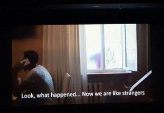Nəsimi – şeir, incəsənət və mənəviyyat Festivalı çərçivəsində qısametrajlı filmlər marafonu keçirilib (FOTO)