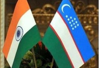 India develops co-op with Uzbekistan in different areas