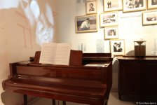 В Баку состоялось торжественное открытие Дома-музея Гара Гараева (ФОТО) - Gallery Thumbnail