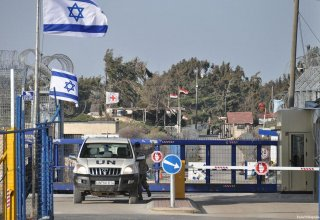 Border crossing between Syria and Israel ready for opening
