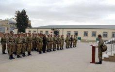 Войска химзащиты азербайджанской армии подготовлись к обслуживанию спецтехники в зимний период (ФОТО) - Gallery Thumbnail