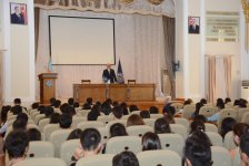UNEC rector: Students should be initiative in regard to teaching process (PHOTO) - Gallery Thumbnail