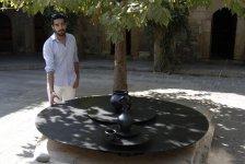 В древней части Баку - Ичери шехер созданы уголки поэзии Насими  (ФОТО) - Gallery Thumbnail