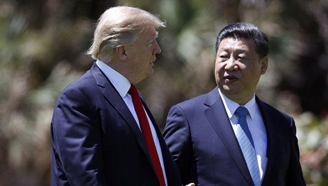 Trump, China's Xi poised for high-stakes summit over trade war