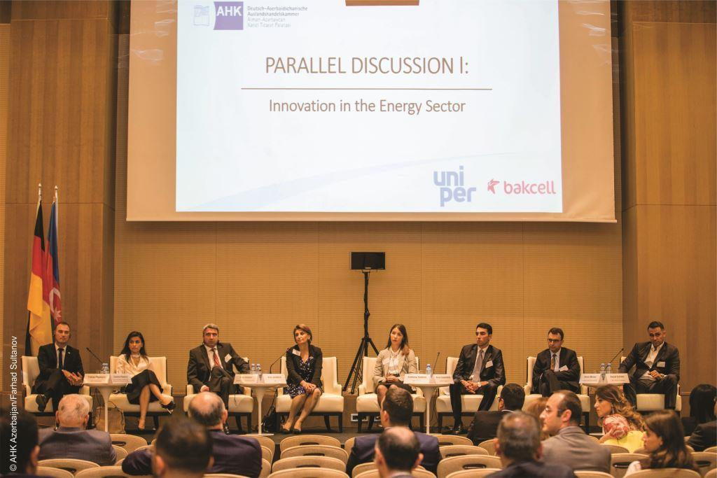 Bakcell supports German-Azerbaijani Business Forum 2018 on Energy & ICT