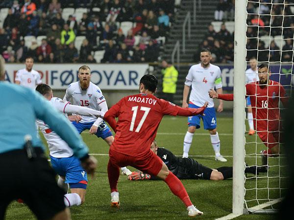 Cборная Азербайджана одержала победу с крупным счетом в Лиге наций УЕФА (ФОТО/ВИДЕО) - Gallery Image