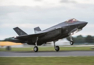 UAE signs deal with U.S. to buy 50 F-35 jets and up to 18 drones