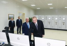 President Aliyev attends inauguration of power station in Lerik (PHOTO) - Gallery Thumbnail