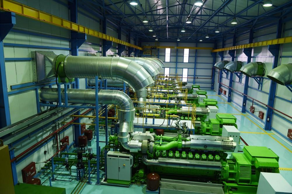 President Aliyev attends inauguration of power station in Lerik (PHOTO) - Gallery Image