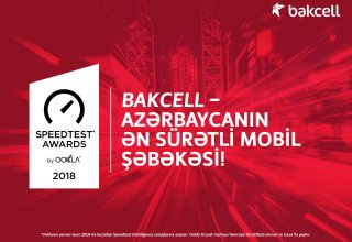 Bakcell to launch around 400 new 4G base stations by end of 2018