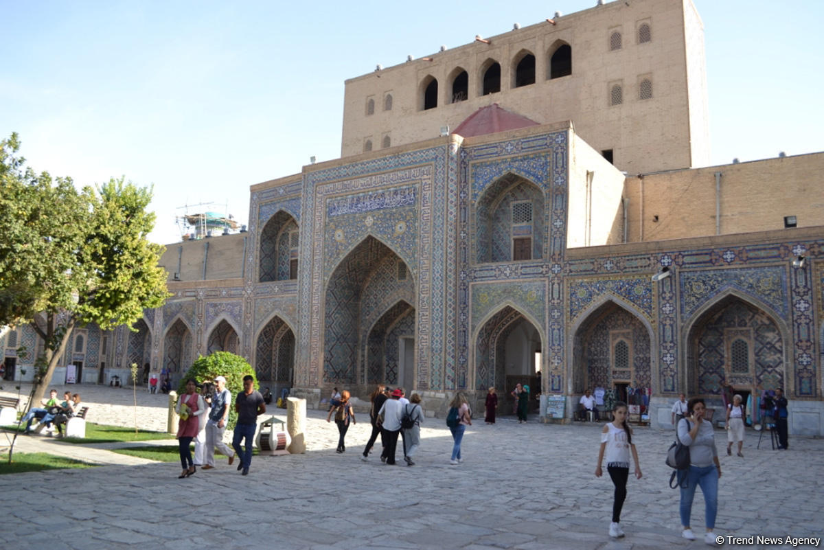 Uzbekistan aims to reboot its tourism industry