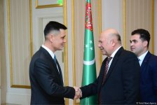 Ambassador: Strengthening of relations with Azerbaijan - key direction of Turkmenistan's foreign policy (PHOTO) - Gallery Thumbnail