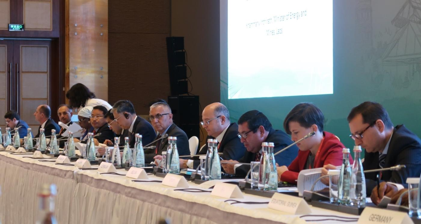 Azerbaijan signs Belt and Road Energy Partnership Declaration in China (PHOTO) - Gallery Image