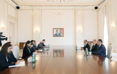 Ilham Aliyev: Azerbaijan-Italy co-op successful in bilateral format, within int'l organizations (PHOTO) - Gallery Thumbnail