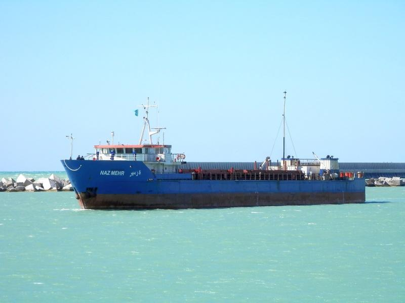 Iran to compensate families of dead crewmembers of Nazmehr cargo ship