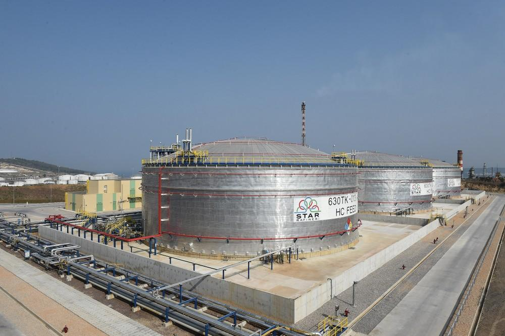 STAR Refinery reduces natural gas consumption