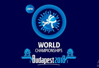 Azerbaijan's rivals at World Freestyle Wrestling Championship determined