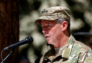 U.S. general confirmed wounded after Afghanistan shooting