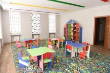 President Aliyev opens orphanage-kindergarten in Imishli district (PHOTO) - Gallery Thumbnail