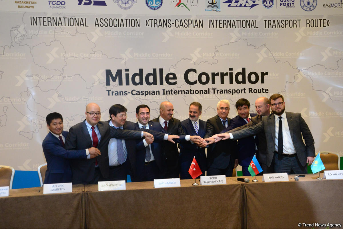 Number of Trans-Caspian Int'l Transport Route participants grows (PHOTO) - Gallery Image