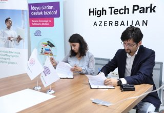 Process of developing start-up projects to improve in Azerbaijan (PHOTO)