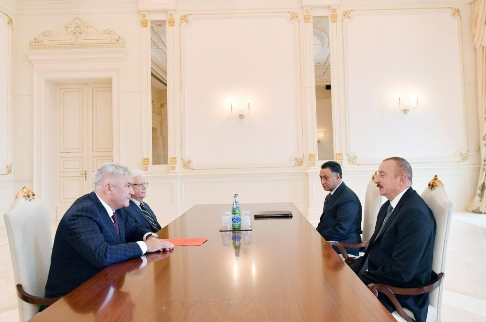 President Aliyev receives Russian Interior Minister (PHOTO) - Gallery Image