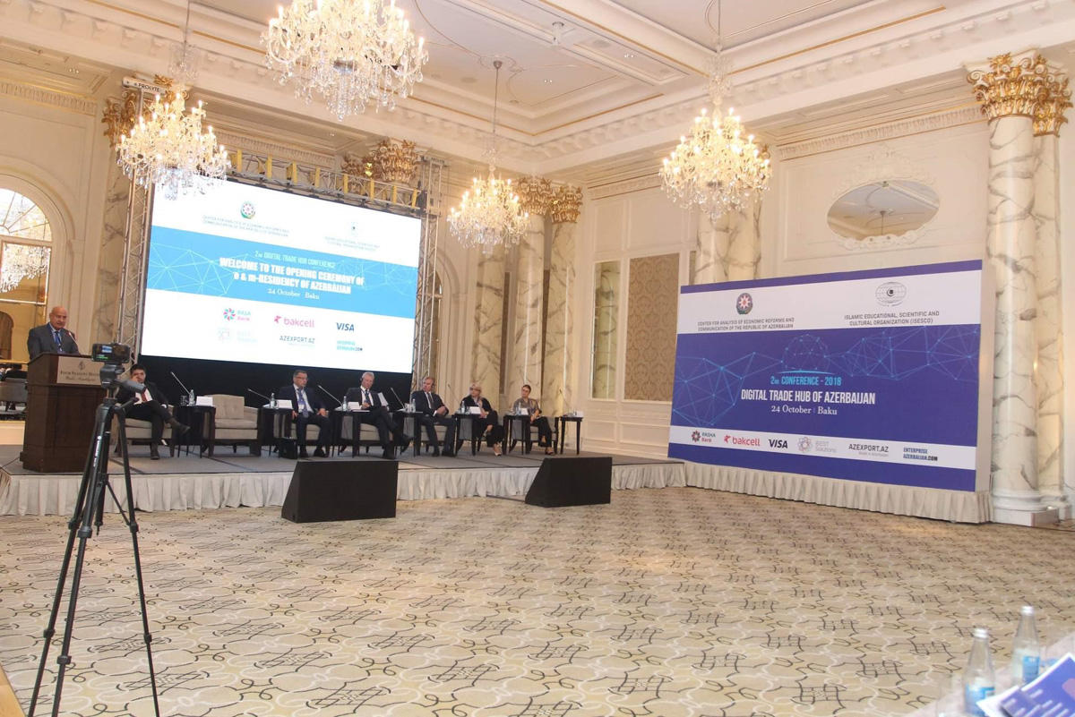 Azerbaijan's Bakcell presents world's first mobile residency to ISESCO Director General (PHOTO) - Gallery Image