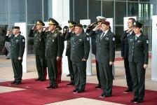 Qadi Ayzenkot: İsrail Azərbaycanla hərbi sahədə əməkdaşlığa böyük əhəmiyyət verir (FOTO) - Gallery Thumbnail