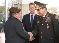 Israel attaches special importance to military co-op with Azerbaijan (PHOTO) - Gallery Thumbnail