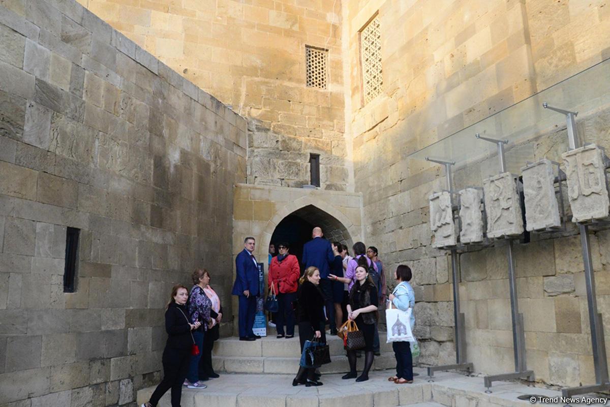 Наследие Ширваншахов вернулось в Азербайджан – историческое событие в экспонатах и технологиях (ФОТО) - Gallery Image