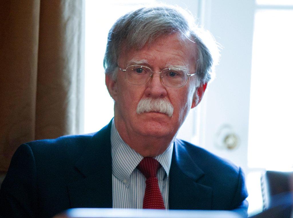 Trump Ousts John Bolton as National Security Adviser