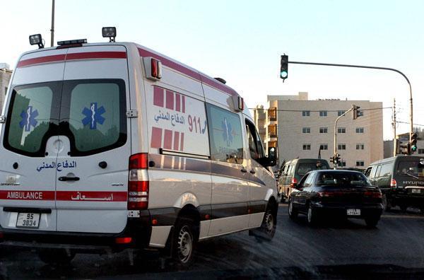 Сильный взрыв прогремел в иорданском городе Эз-Зарка