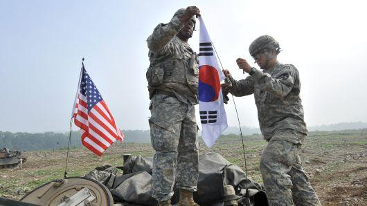 US, South Korea to launch Dong Maeng exercise this week to replace Key Resolve drills